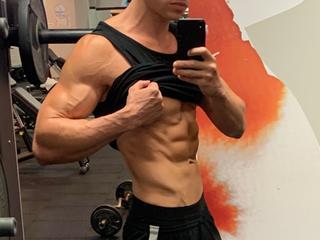 Sexy MuscleHunkBrad