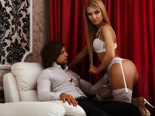 At ImLive People Call Us Glamcouple081! We Are A Sex Cam Alluring Couple, Our Age Is 22 Years Old
